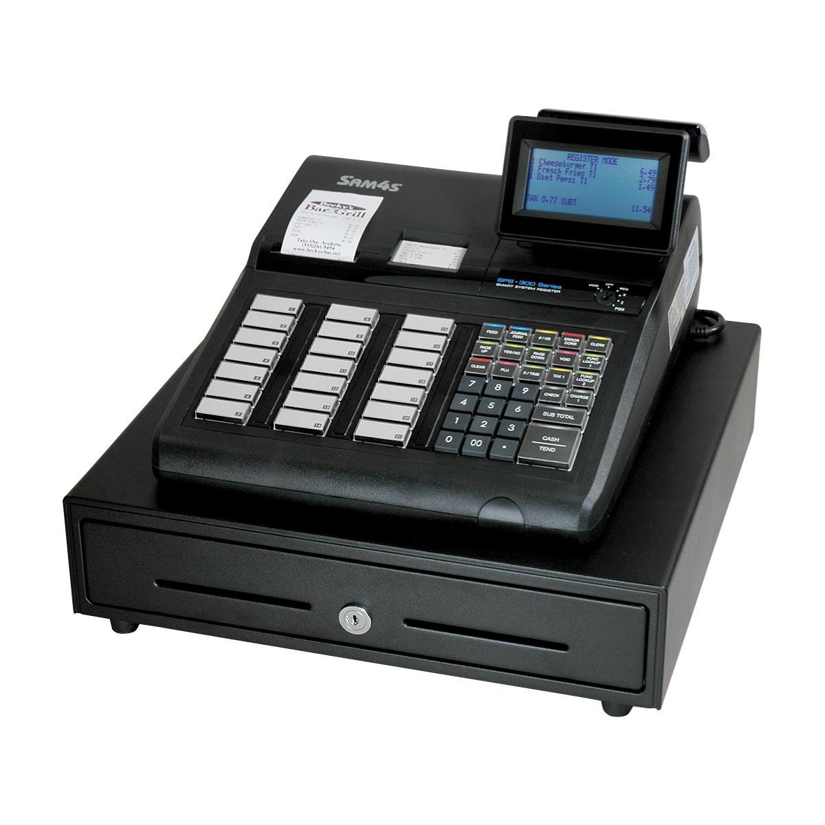 Sam4S SPS-345 Electronic Cash Register